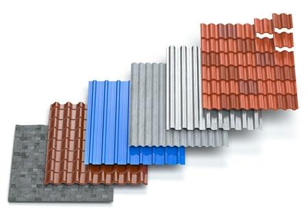 rodzaje pokryć dachowych