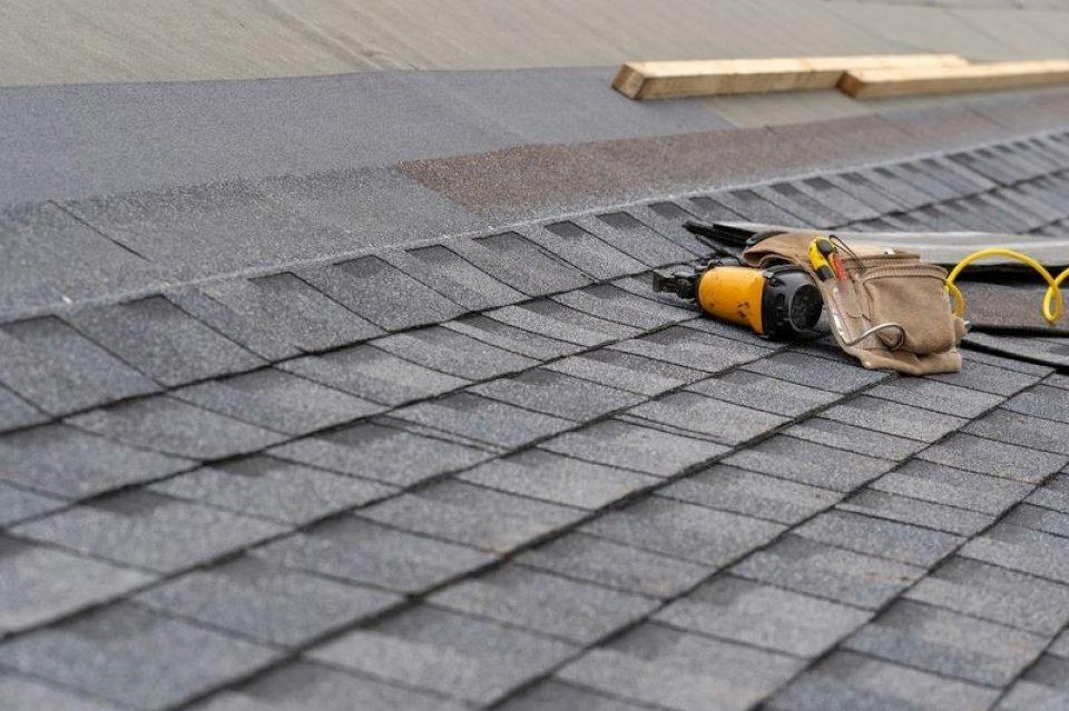Papa na dachu